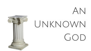 unknown god